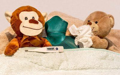 Λοιμώξεις κατά τους χειμερινούς μήνες σε βρέφη και παιδιά